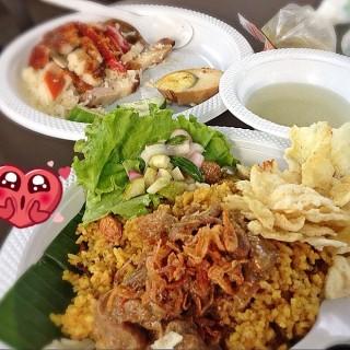 Nasi Goreng Kambing - ในKebon Sirih จากร้านNasi Goreng Kambing Kebon Sirih (Kebon Sirih)|Jakarta
