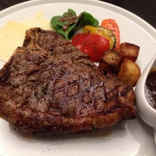 Beef Steaks - Khan Na Yao's Buono Bistro (Khan Na Yao)|Bangkok