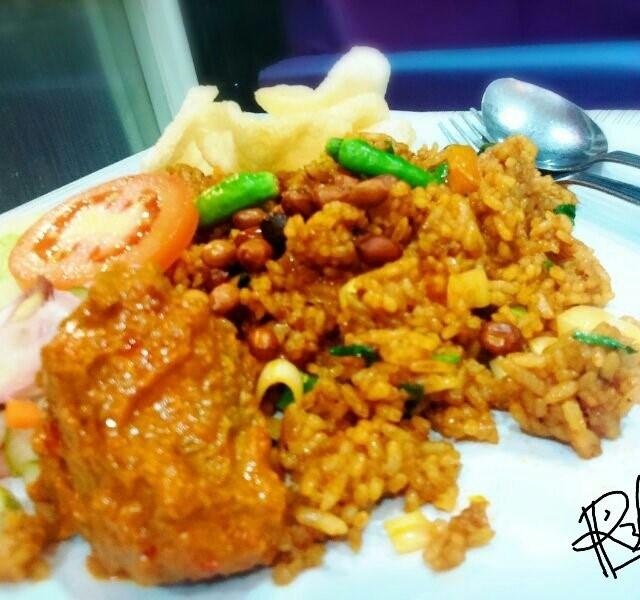 Nasi Goreng Rendang Sapi - Bengong Jeumpa - Restaurant - Asem Gede - Yogyakarta