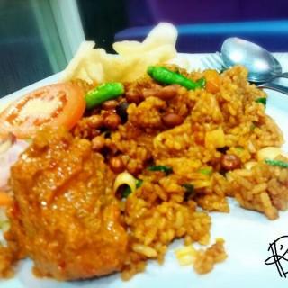 Nasi Goreng Rendang Sapi - Asem Gede's Bengong Jeumpa (Asem Gede) Yogyakarta
