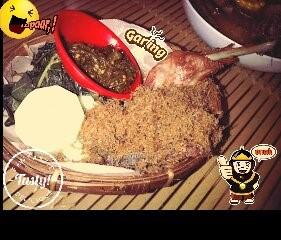Ayam goreng lombok idjo - 位于Gajah Mada的Ayam Goreng Lombok Idjo (Gajah Mada) | 三宝珑