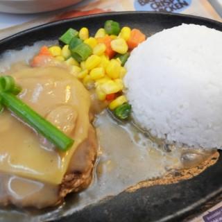 Salisbury Steak - 位於的Bigg's Diner (Batangas)   其他省份