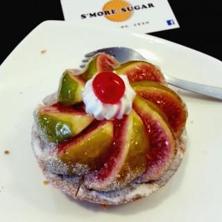 新鮮無花果塔 - 位於左營區的S'more Sugar Pastry (左營區) | 高雄/屏東