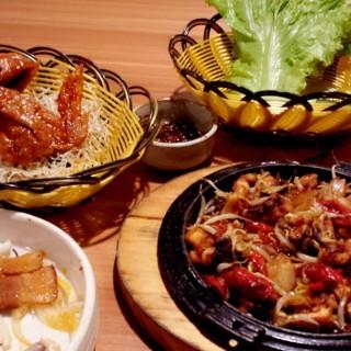 Korean Food -  dari Gomawo (Pantai Indah Kapuk) di Pantai Indah Kapuk |Jakarta
