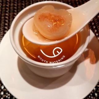 無花果甜品 - Tsim Sha Tsui's Bang Bang Modern Chinese Cuisine (Tsim Sha Tsui)|Hong Kong