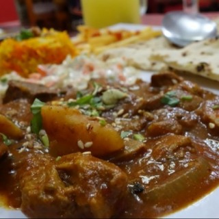Mutton curry - Central Bandung's K99 Curry House (Central Bandung)|Bandung