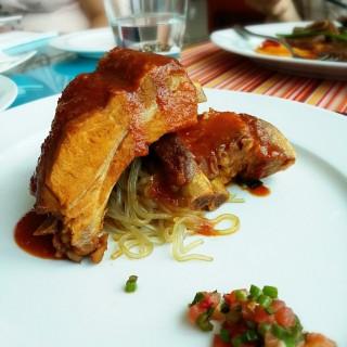 dari 台中亞緻大飯店-異料理 (西區) di 西區 |Taichung
