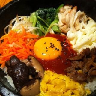 ข้าวยำ เกาหลี -  dari Tudari (ทูดาริ) (ปทุมวัน) di ปทุมวัน |Bangkok
