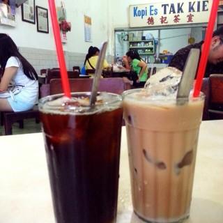 Es kopi - Mangga Besar's Kopi Es Tak Kie (Mangga Besar)|Jakarta