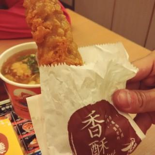 香酥米糕 -  dari 丹丹漢堡 (前金區) di 前金區 |Kaohsiung / Pingtung