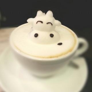 ใน จากร้านKarena Cafe (新蒲崗)|ฮ่องกง
