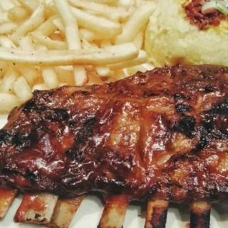 Pork Ribs -  dari TonyRoma's (Kebayoran Lama) di Kebayoran Lama |Jakarta