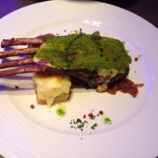 Grilled Lamb Rack -  dari Gobo Lounge And Grill (Kuala Lumpur City Center) di Kuala Lumpur City Center |Klang Valley