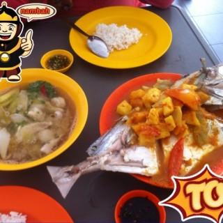 Asam Pedas Ikan Putih & Soup Ikan -  Batam / Pujasera Windsor Food Court (Batam)|Other Cities