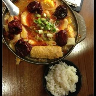 麻辣水煮魚片鍋 - Xitun District's 撈五鍋 (Xitun District)|Taichung