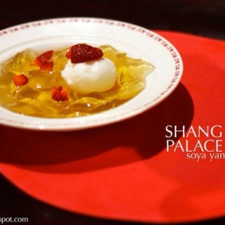 Chilled Lemon Grass Jelly with Lime Sorbet  -  dari Shang Palace (Sudirman) di  |Jakarta