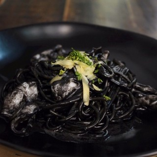 Black squid ink - 位於Slipi的Luciole Bistro & Bar (Slipi) | 雅加達