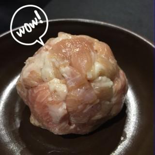 豬頸肉 - ใน จากร้านSeorae (銅鑼灣)|ฮ่องกง