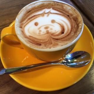 Cappuccino - ใน灣仔 จากร้านPapillon Caffe (灣仔)|ฮ่องกง