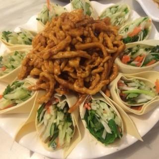 京酱肉丝 - 位於Balestier的Jiayan Restaurant (Balestier)   新加坡