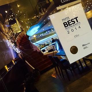 dari Olio Bar & Restaurant (Banilad) di Banilad |Cebu