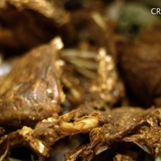 Crispy Duck - 位於的Bebek Tepi Sawah (Cilandak) | 雅加達