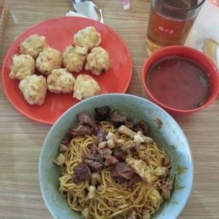 Mie rica, bakso goreng -  Kebon Kawung / Mie Rica Kejaksaan (Kebon Kawung)|Bandung