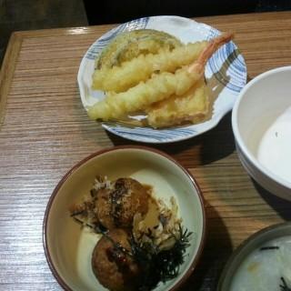 天婦羅 - 's Urawa Japanese Restaurant (Sheung Wan)|Hong Kong