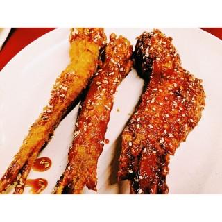 Hobey Sesame Chicken Wings -  Bandar Sunway / 肥一碌碌 (Bandar Sunway)|Klang Valley