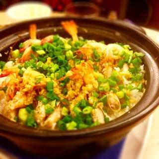 蒜蓉蝦煲仔飯 - Tin Hau's 尚囍 (Tin Hau)|Hong Kong