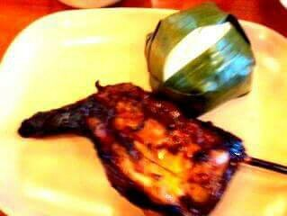 Spicy Paa meal -  dari Mang Inasal (Angeles City) di Angeles City |Other Provinces