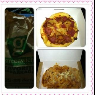 Baked Macaroni and Hawaiian Pizza -  dari Greenwich (Bulacan) di Bulacan |Other Provinces