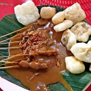 sate padang  - Wolter Monginsidi's Sate Padang AJo Ramon (Wolter Monginsidi)|Jakarta