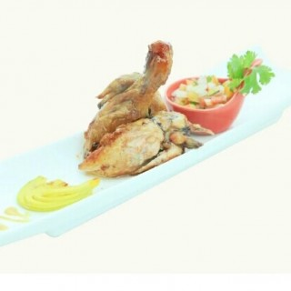 Chicken all american - 位於Davao City的Vikings A Feast From the Sea (Davao City) | 其他省份