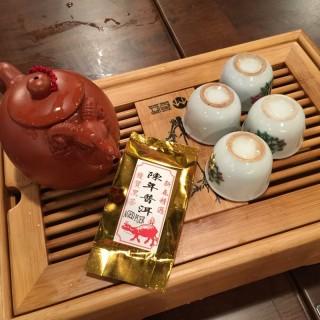 Pu-er Chinese Tea -   / 松发肉骨茶 (Sengkang)|Singapore