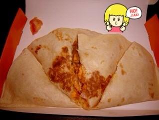 cheesy bbq meltz - Ang Mo Kio's KFC (Ang Mo Kio) Singapore