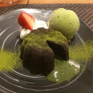 Greentea lava - 位於ลุมพินี的Yuutaro (ลุมพินี) | 曼谷