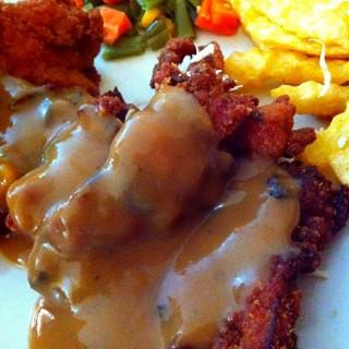Chicken - ในGrogol จากร้านCiz n' Chic (Grogol)|Jakarta