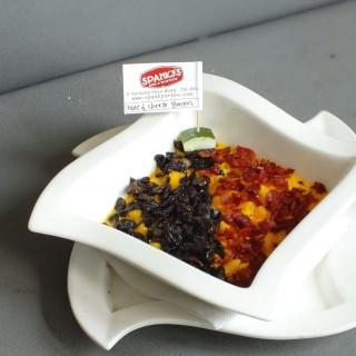 Creamy Mac & Cheese with Bacon & Mushroom -  dari Spanky's Ribs And Martinis (Kemang) di Kemang |Jakarta