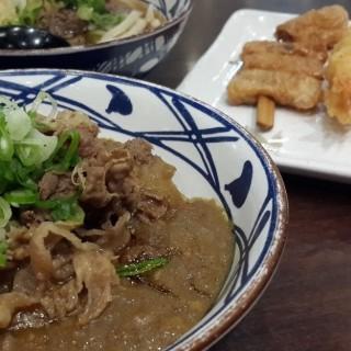 Beef Curry Udon. - 位于Slipi的Marugame Udon (Slipi) | 雅加达