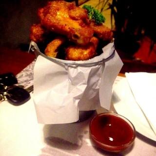 Chicken Wings - East Bandung's CUPS Coffee Shop (East Bandung)|Bandung
