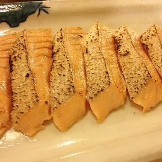 Grill salmon - 位於คลองตันเหนือ的Kuroda (คลองตันเหนือ) | 曼谷