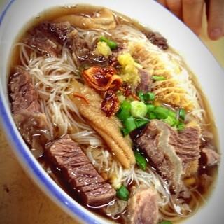 Beef Brisket Noodle -  Kuchai Lama / 東甲牛腩面 (Kuchai Lama)|Klang Valley