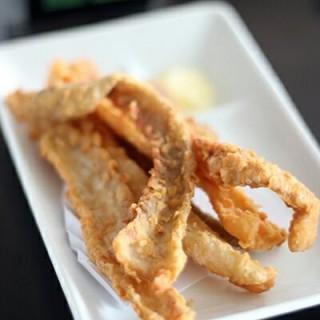 salmon skin - Karawaci's Midori Japanese Restaurant (Karawaci)|Jakarta