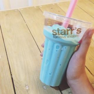 Blue Vanilla - Loyola Heights's Starr's Famous Shakes (Loyola Heights)|Metro Manila