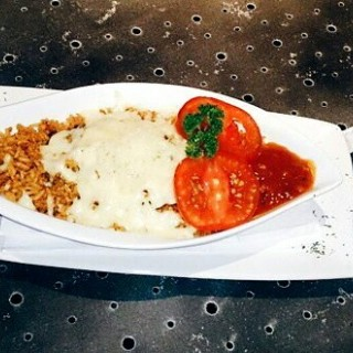 Baked Rice with Mozzarella -  Cihampelas / Tokyo Connection (Cihampelas)|Bandung