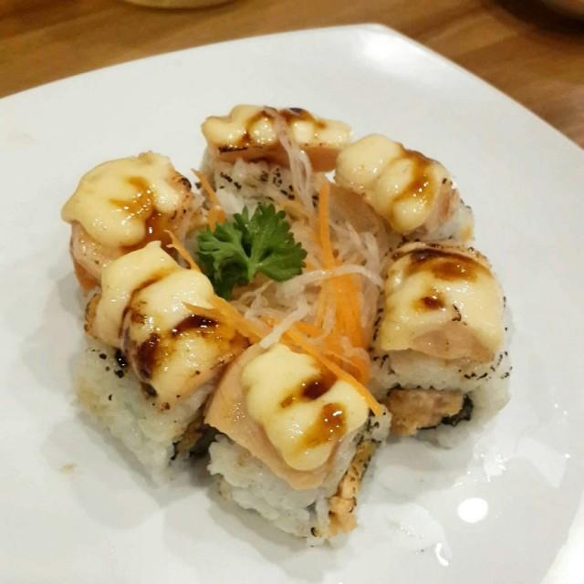 Sushi Roll  - Puri Indah's Sushi Joobu Restaurant - Jakarta