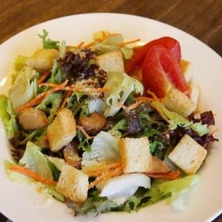 Caesar Salad -  dari Carnivor Barbeque Specialist (Pantai Indah Kapuk) di Pantai Indah Kapuk |Jakarta