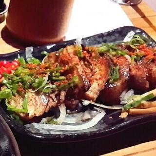 Char-Shu Pork Bakar - Kuningan's Menya Sakura Ramen (Kuningan)|Jakarta