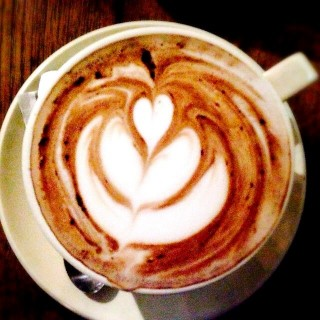 Hot Chocolate - 's The Old Way Cafe (Riau)|Bandung